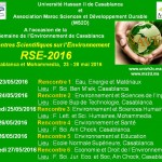 Affiche 6 Rencontres RSE-2016