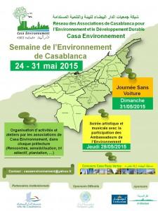 Affiche 2 Semaine Environnement